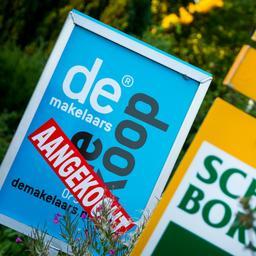Huizenprijzen stijgen met 10,4 procent, opnieuw minder woningen verkocht