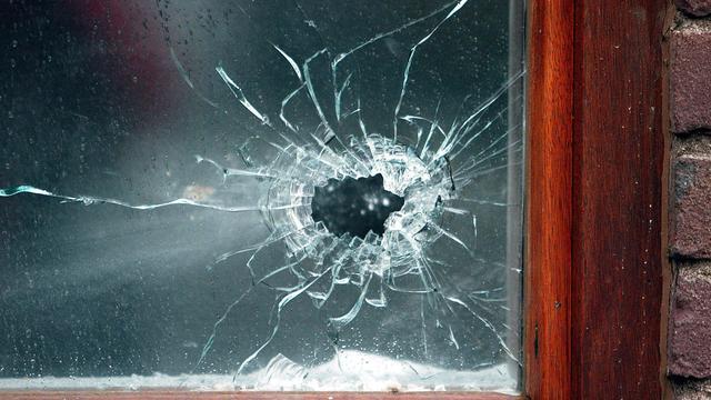 Woning beschoten in Erich Salomonstraat op IJburg Amsterdam