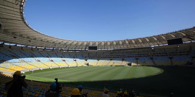 Olympische voetbalfinales worden gespeeld in Maracanã