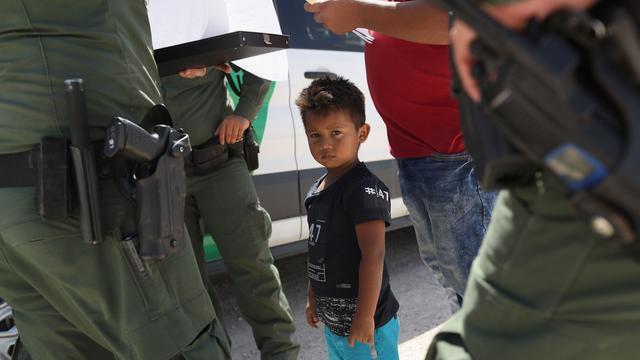 Ruim vijfhonderd kinderen in detentie VS herenigd met ouders