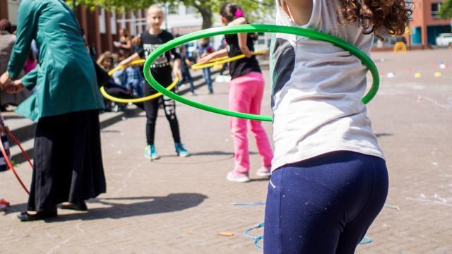 'Nederlandse kinderen moeten meer buitenspelen'