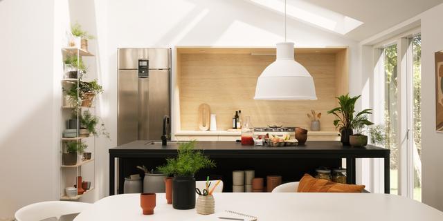 In 3 stappen de ideale keuken creëren