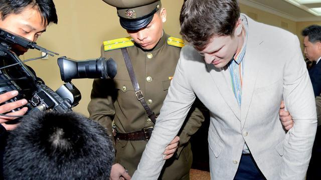 'Amerikaan die vastzat in Noord-Korea werd gemarteld'