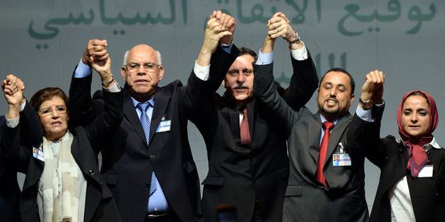 Hoe het onderbelichte Libië IS het land uit gaat werken