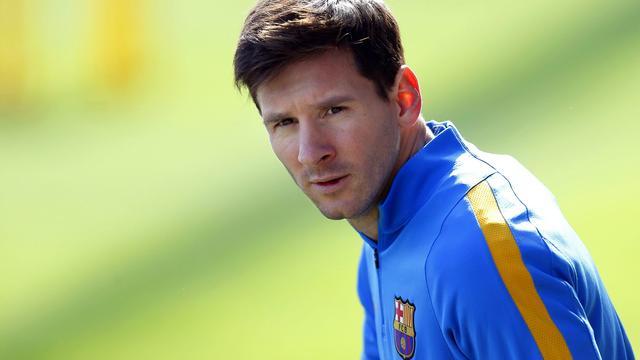 Messi fit genoeg om in actie te komen tegen Real Madrid