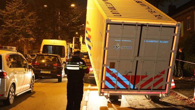 Twee aanhoudingen na vondst lichaam Leiden