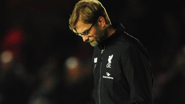 Klopp neemt B-elftal Liverpool in bescherming na blamage in FA Cup