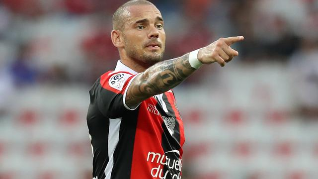 OGC Nice zonder 'niet fitte' Sneijder tegen Vitesse