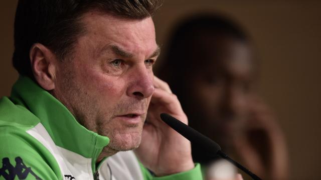 VfL Wolfsburg ontslaat trainer Dieter Hecking