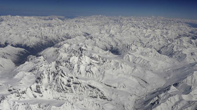 'Ruim een derde van Aziatische gletsjers verdwijnt deze eeuw'
