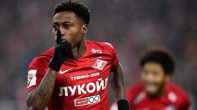 Russische voetbalbond beboet Spartak Moskou voor racistische tweet