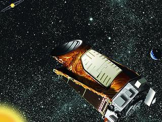 Exoplaneten zijn ontdekt met Kepler-telescoop