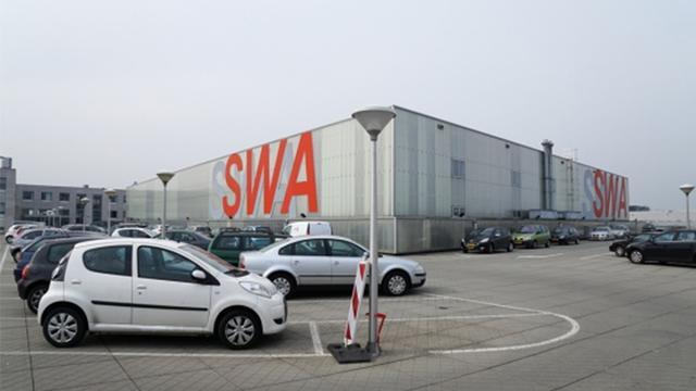 Nieuwe huurder voor SWA-gebouw aan Distributieweg
