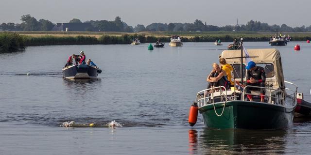 Inschrijving Groningen Swim Challenge 2021 vervroegd