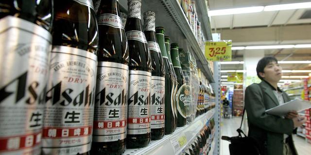 Japanse bierfabrikant Asahi koopt ook Pilsner Urquell en Tyskie
