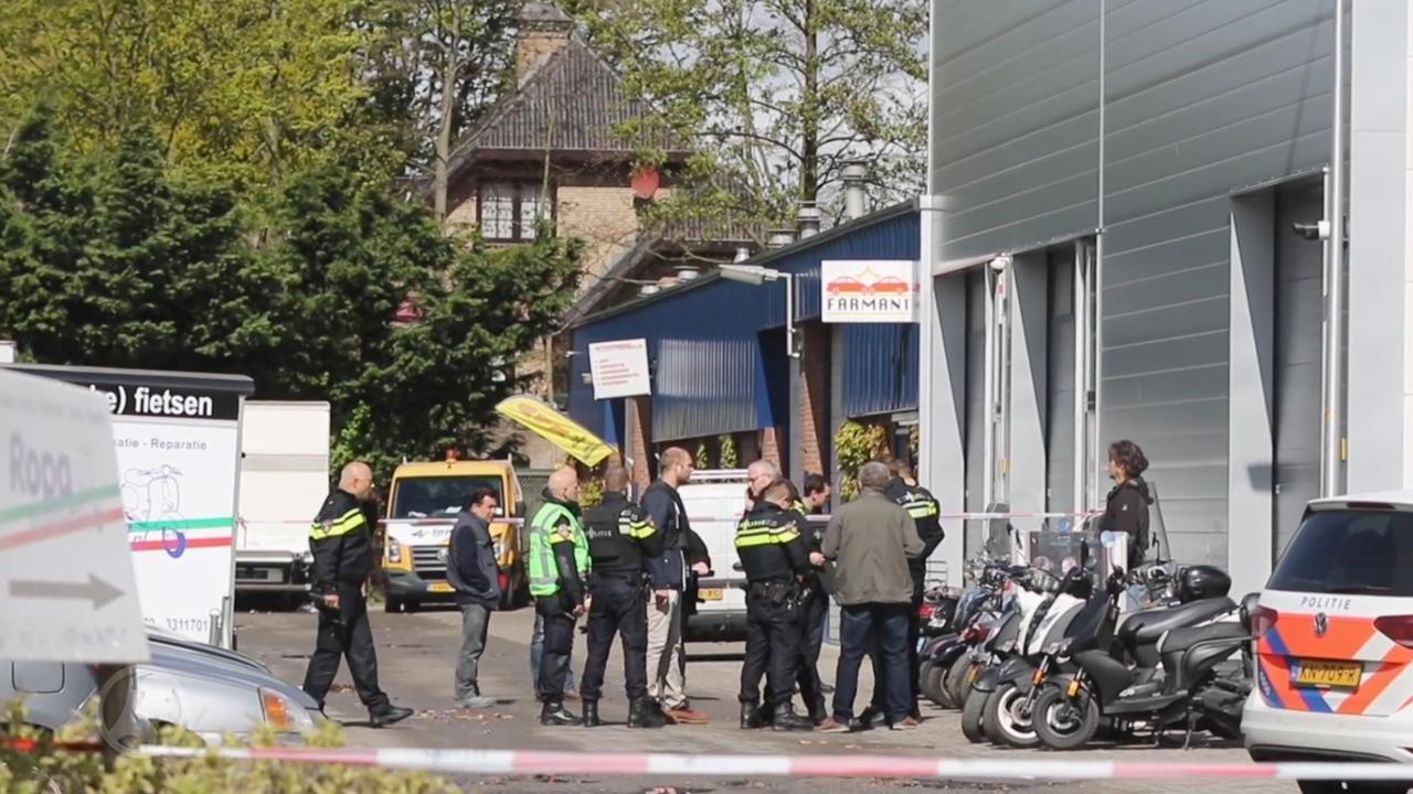 Veel politie op de been na dodelijke schietpartij Zoetermeer