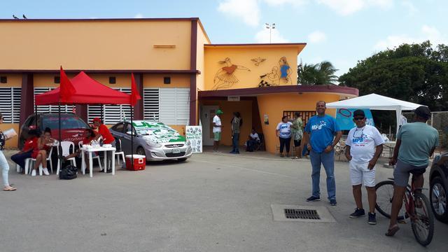 Bonaire gaat vanaf maandag in 'lichte lockdown'