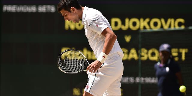 Djokovic vindt vierde finaleplaats op Wimbledon 'grote eer'