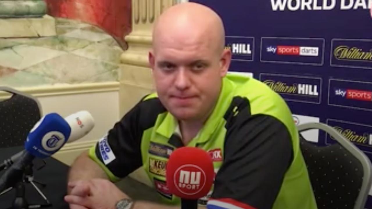 Van Gerwen: 'Ik heb Smith in het verleden al veel pijn gedaan'