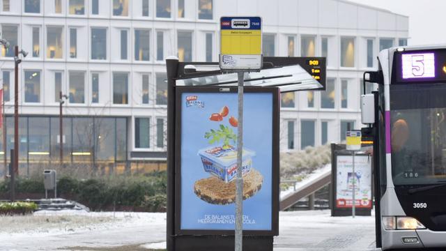 Lijst Linssen wil af van busfile bij Korte Parkstraat