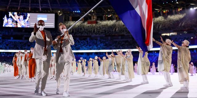 Olympische Spelen officieel ingeluid met versoberde openingsceremonie