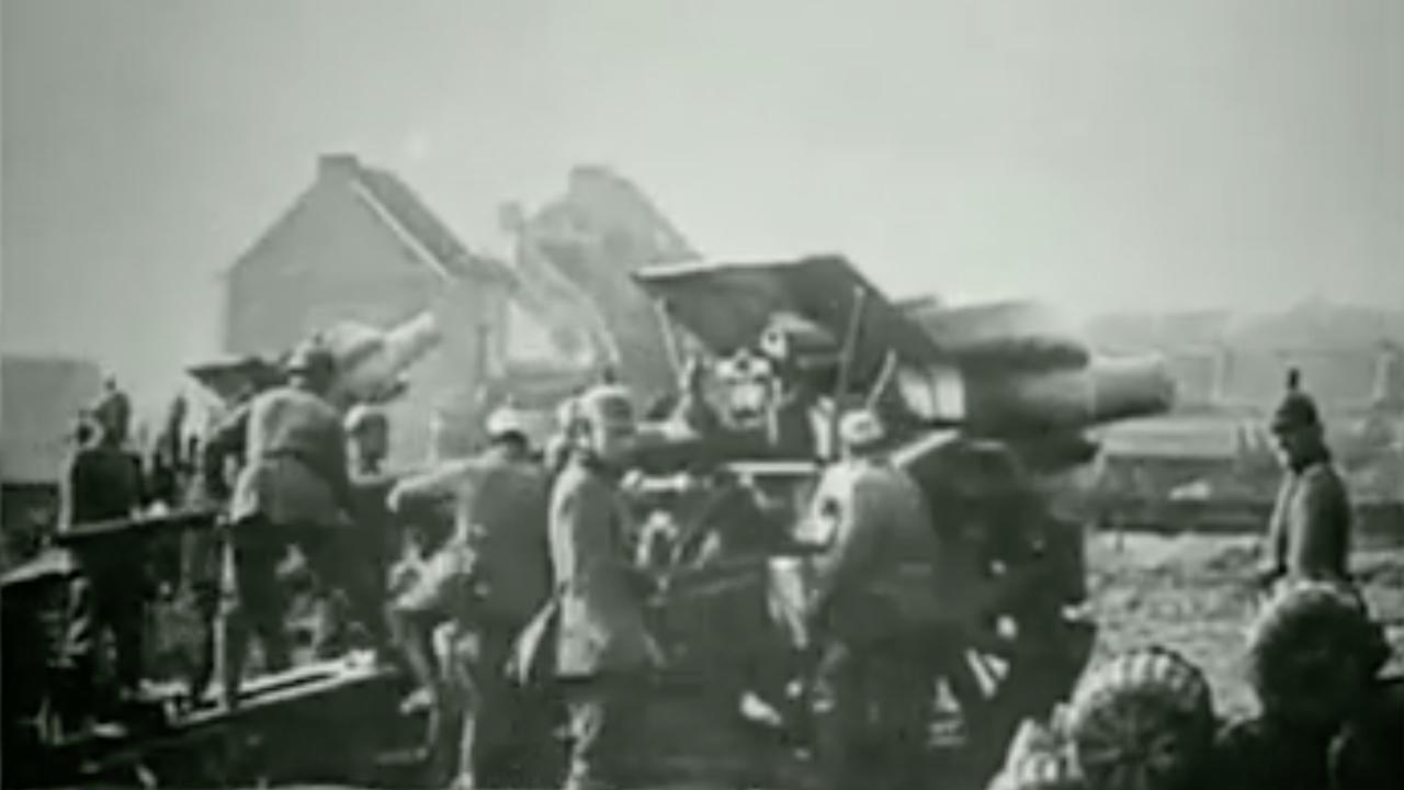 Zo eindigde de Eerste Wereldoorlog honderd jaar geleden