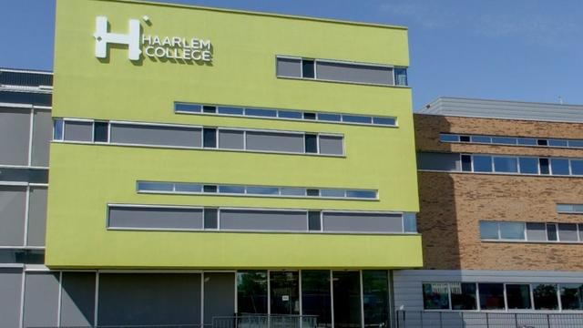 Haarlem College woensdag ook dicht na prullenbakbrand