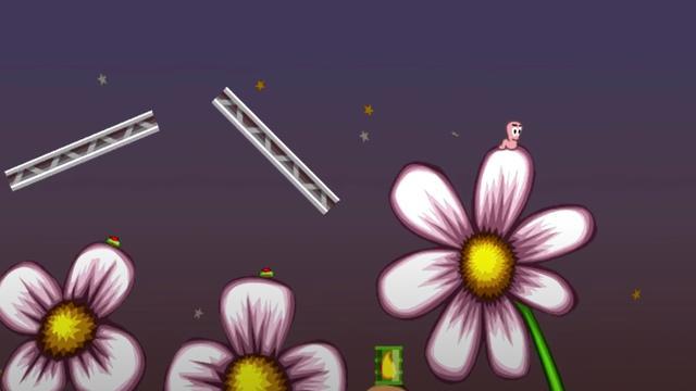 Worms-game van 21 jaar oud krijgt grote update met nieuwe spelfuncties