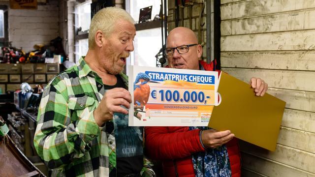 Inwoners Putte winnen 200.000 euro bij Postcode Loterij