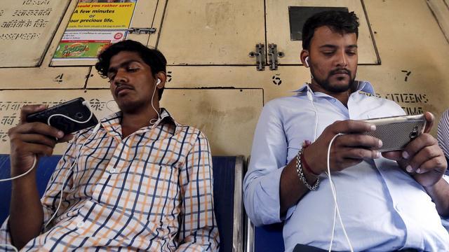 Internetbedrijven maken zich zorgen over internetvrijheid in India