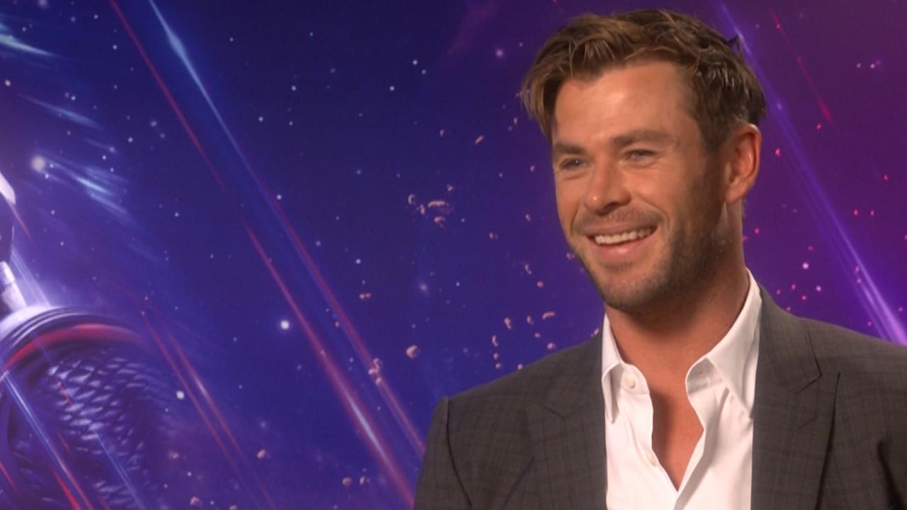 Chris Hemsworth twijfelde soms of hij Avengers-verhaal verklapte