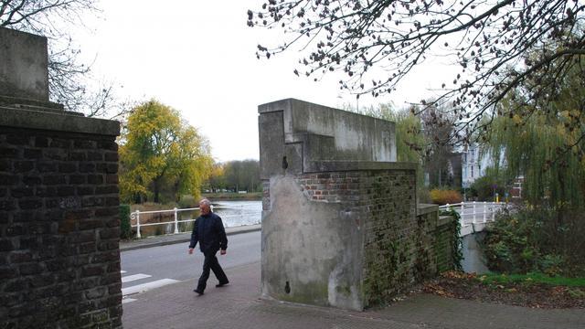 Noordpoortbrug in Middelburg begin februari vervangen