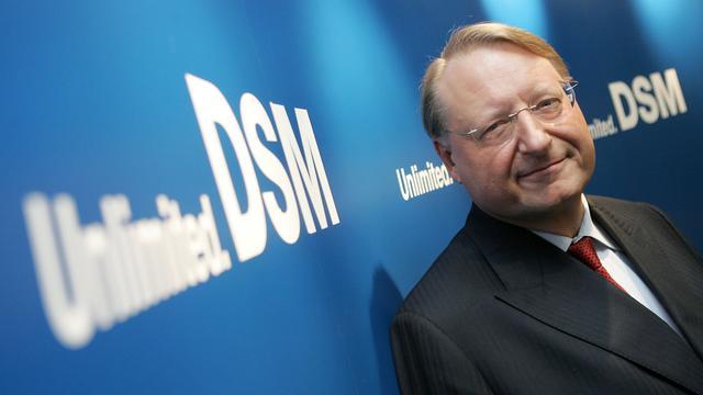 Ex-topman DSM Peter Elverding overleden
