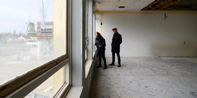 Energieneutraal wonen in een oud Leids schoolgebouw