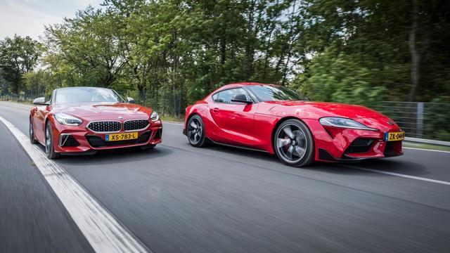BMW zint op langere samenwerking met Toyota