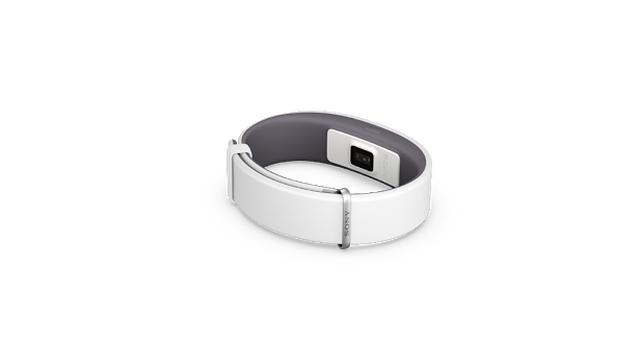 Sony onthult per ongeluk nieuwe slimme armband