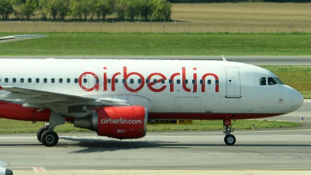 Germania vecht overheidslening Air Berlin aan bij rechter