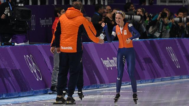 Weg naar olympisch goud begon voor Achtereekte met telefoontje naar Orie
