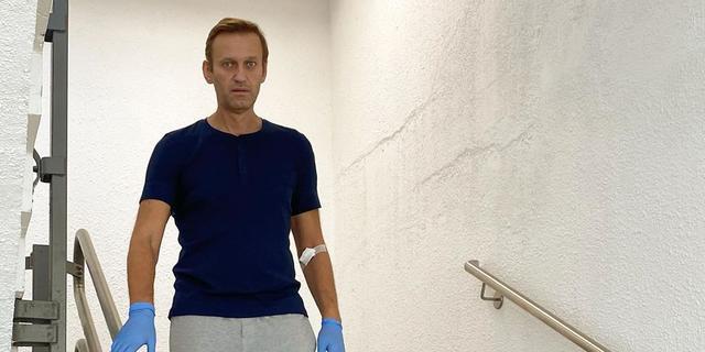 Russische oppositieleider Navalny ontslagen uit Duits ziekenhuis