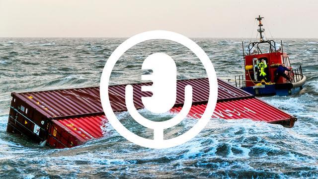 Week van NU: 'Containerramp Wadden brengt mensen samen'