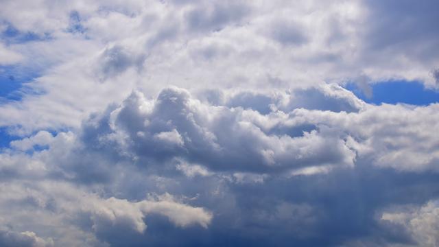 Weerbericht: Dag vol regen eindigt zonnig
