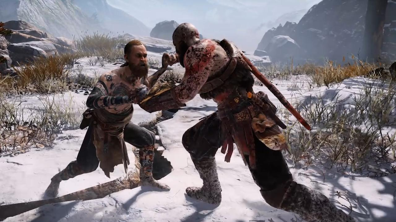Review: God of War gaat over vaderschap