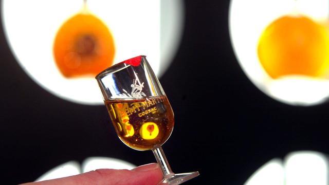 Rémy Cointreau verkoopt veel dure cognac in China