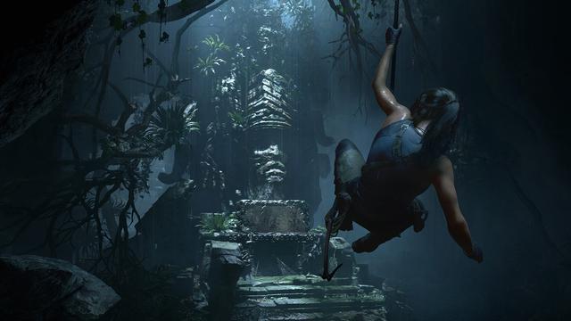 Eerste indruk: Shadow of the Tomb Raider voelt als een avonturenfilm