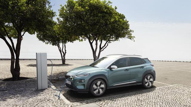 Hyundai lanceert volledig elektrische Kona