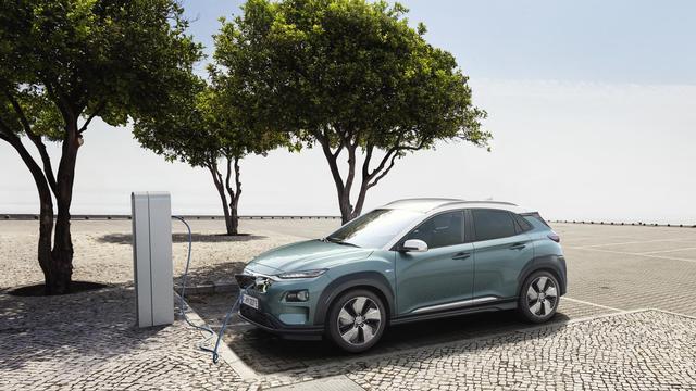 'Recordverkoop nieuwe personenwagens door elektrische auto'