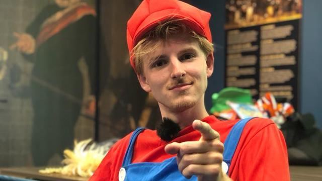 De game 'Kaasje' van YouTuber Koen is bijna één miljoen keer gedownload