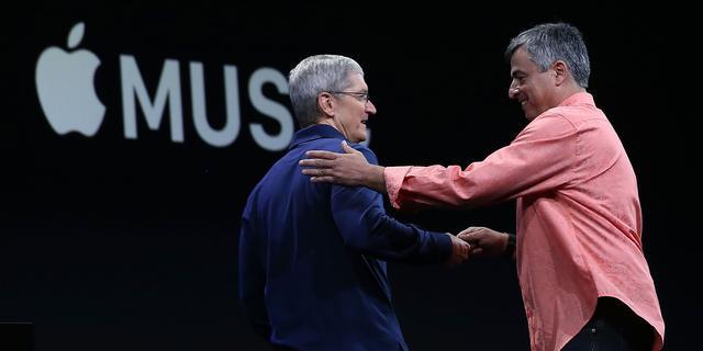 'Apple steekt honderden miljoenen in eigen producties'