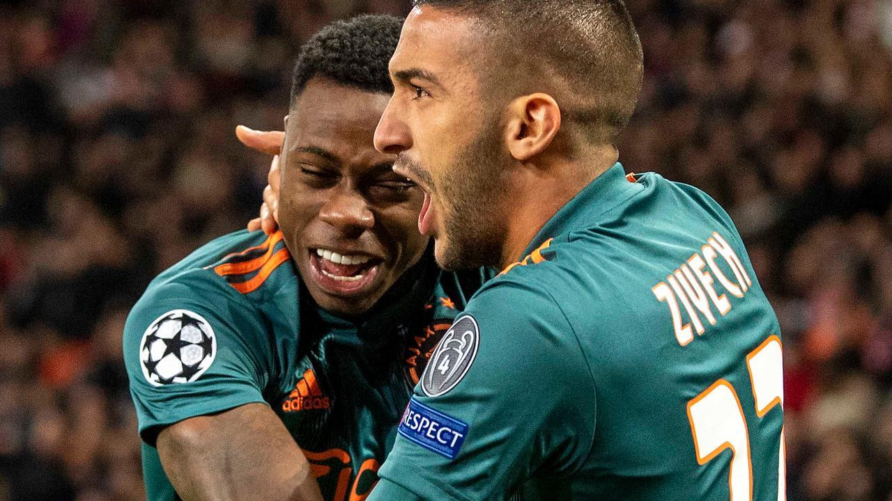 Nabeschouwing CL: 'Ondanks zege blijft het linke soep voor Ajax'