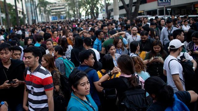Elf doden na aardbeving bij Filipijnse hoofdstad Manilla